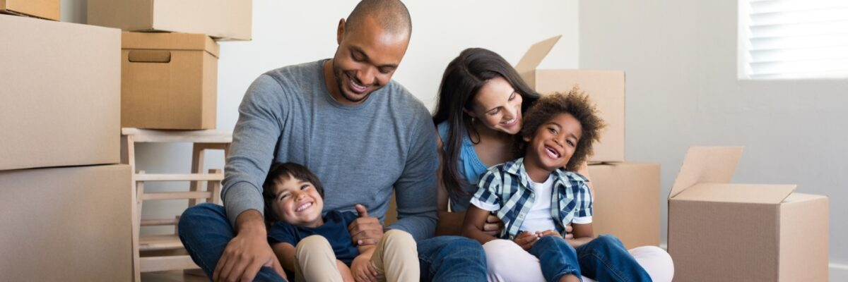 Kids, Boxes and Movers Oh My! 5 Crucial Family Relocation Tips