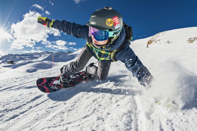4 Sports to Practice This Winter