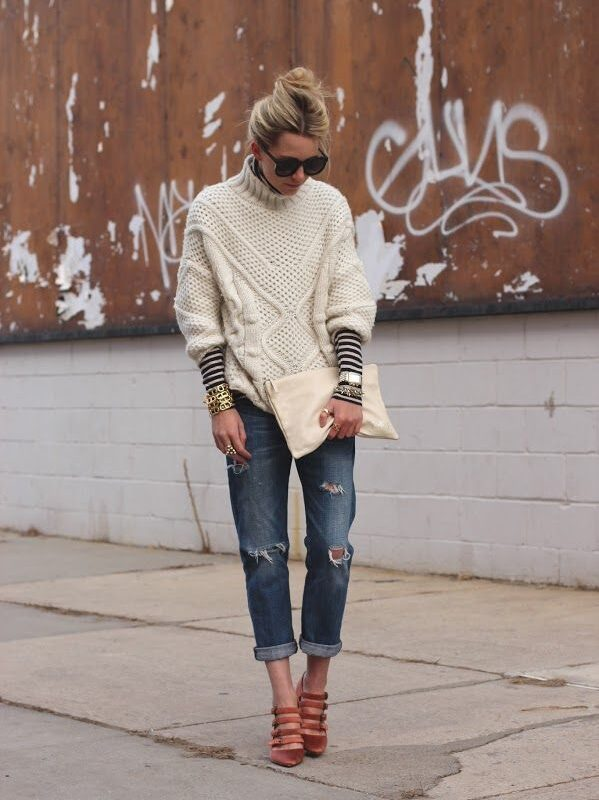 4 Ways to Wear Pants With Heels